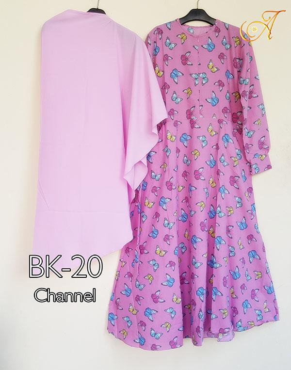 BK-20 pink