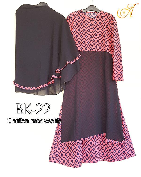 BK-22 pink
