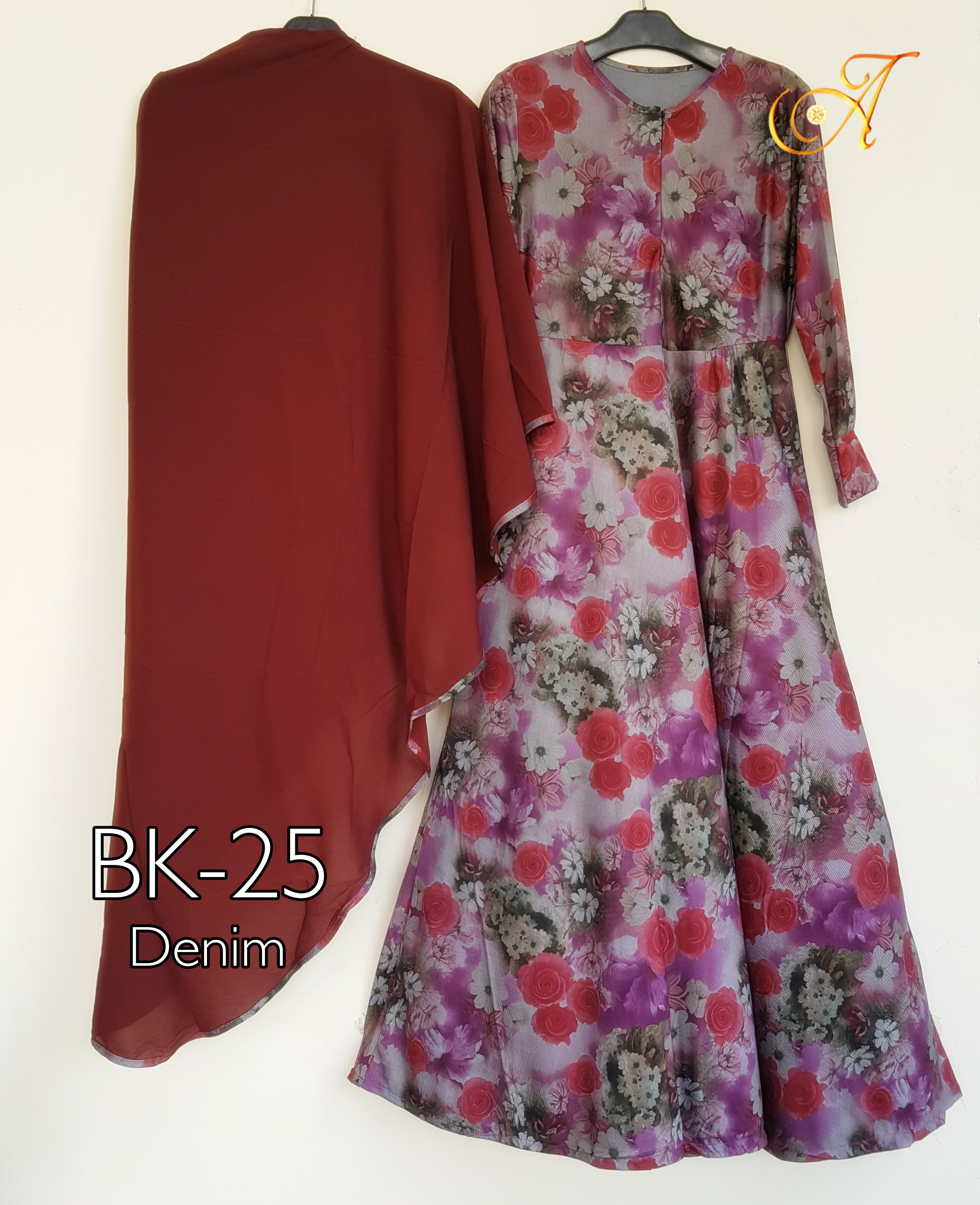 BK-25 merah