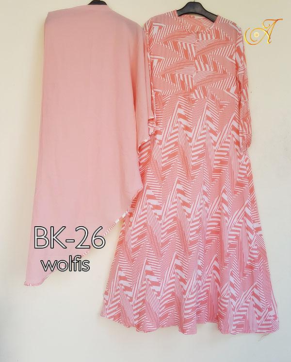 BK-26 peach