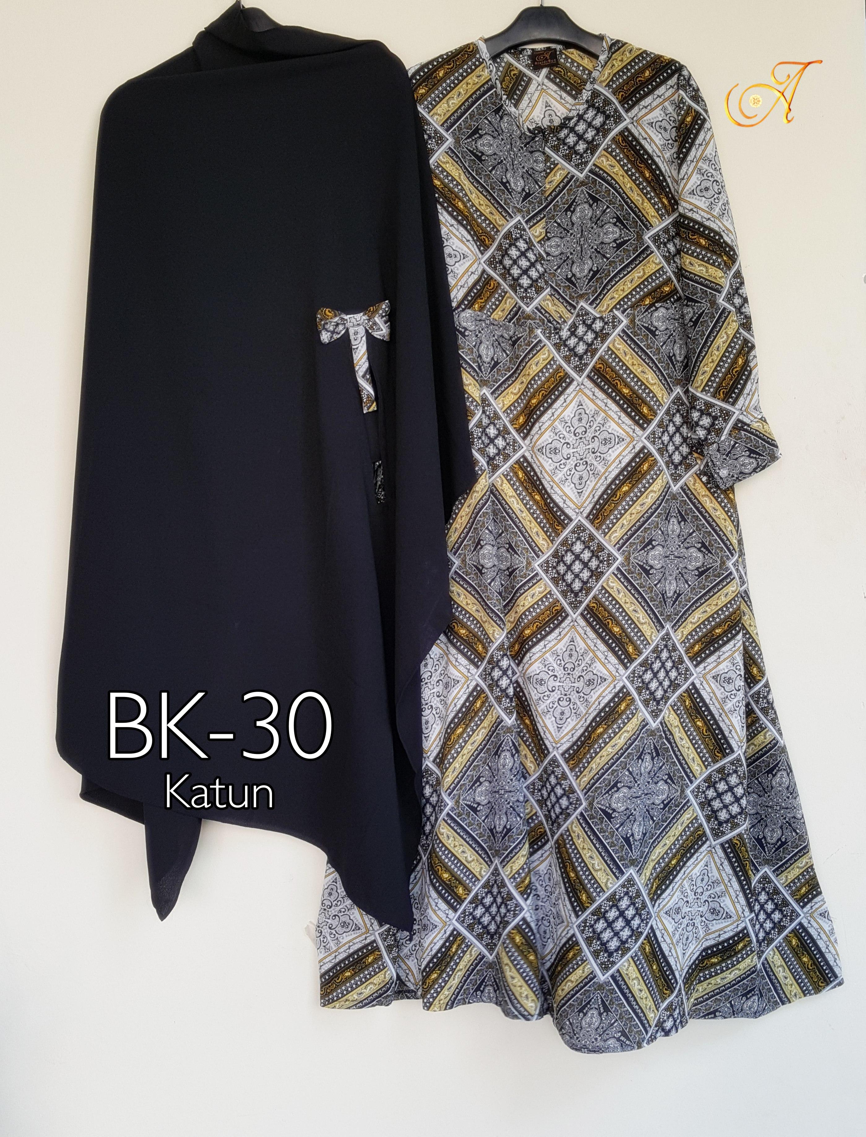 BK-30 hitam