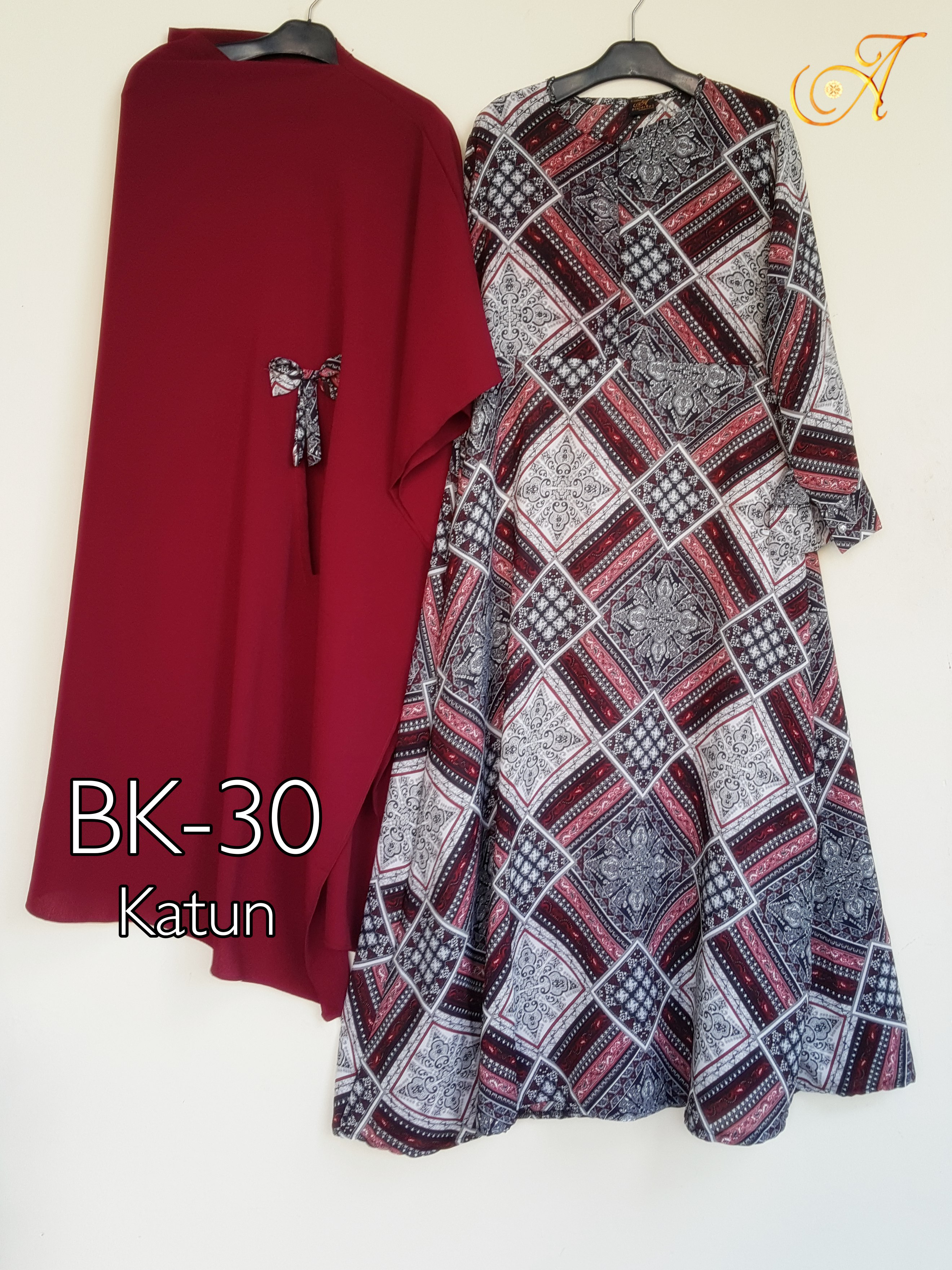 BK-30 merah
