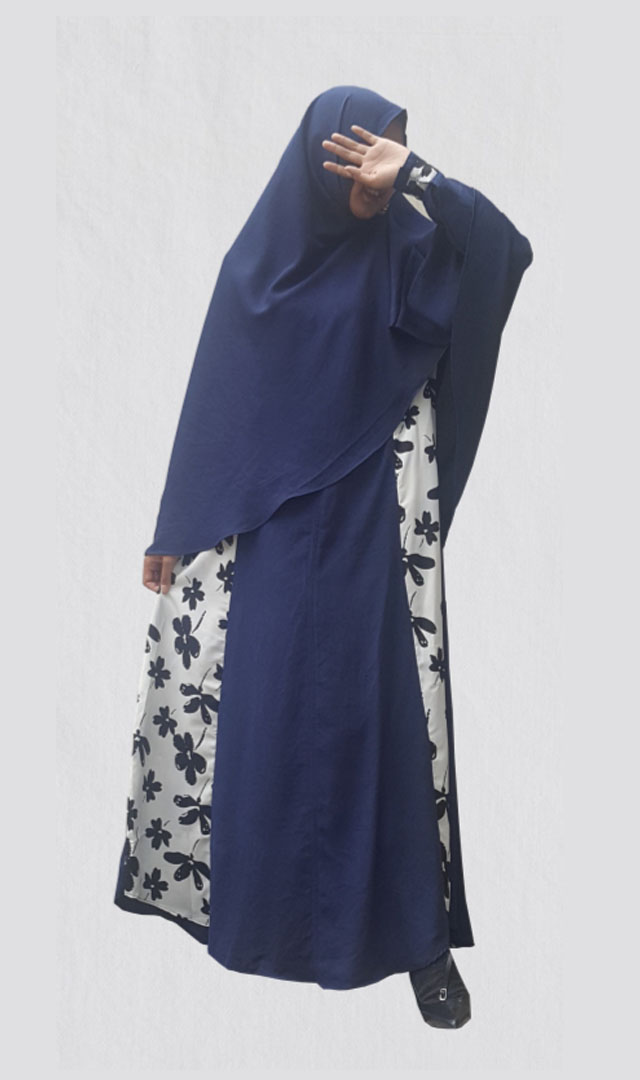 ZARIA midnight blue