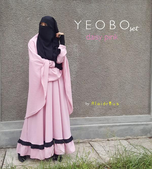yeobo daisy pink