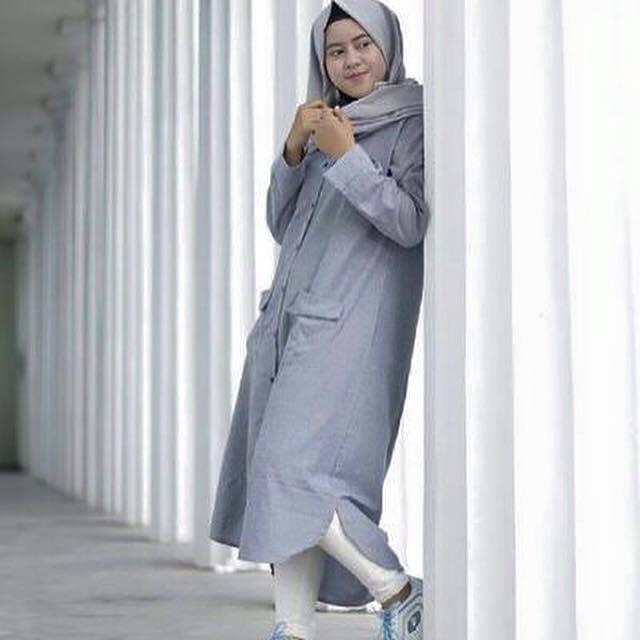 Model Baju Atasan Muslimah Terbaru