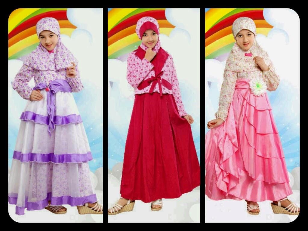 baju muslim anak2