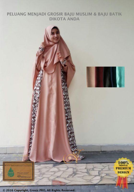 Busana muslimah modern