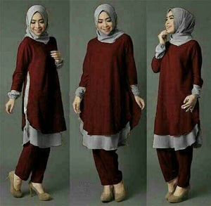 model baju muslim terbaru2
