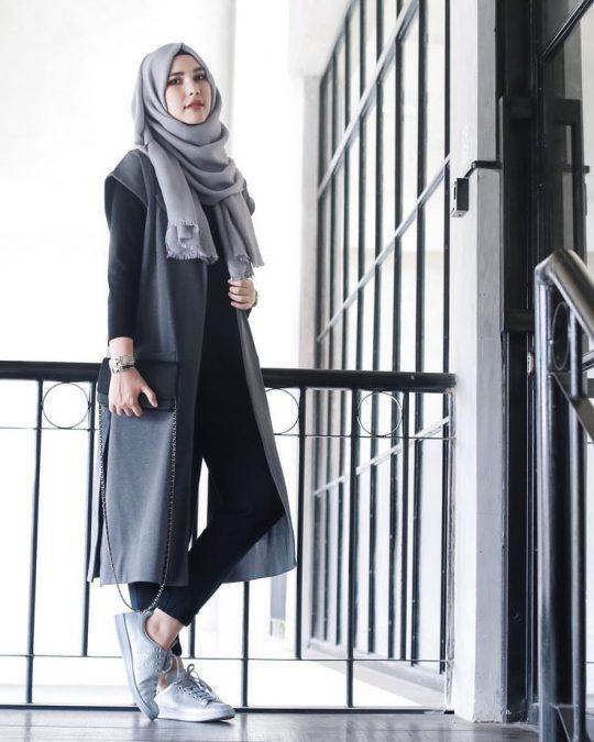 Permalink to Model Baju Atasan Muslimah Terbaru
