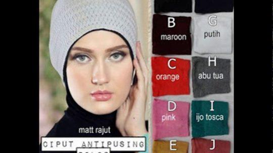 Permalink to Bandana Rajut Anti Pusing Primadona Baru Ciput Hijab