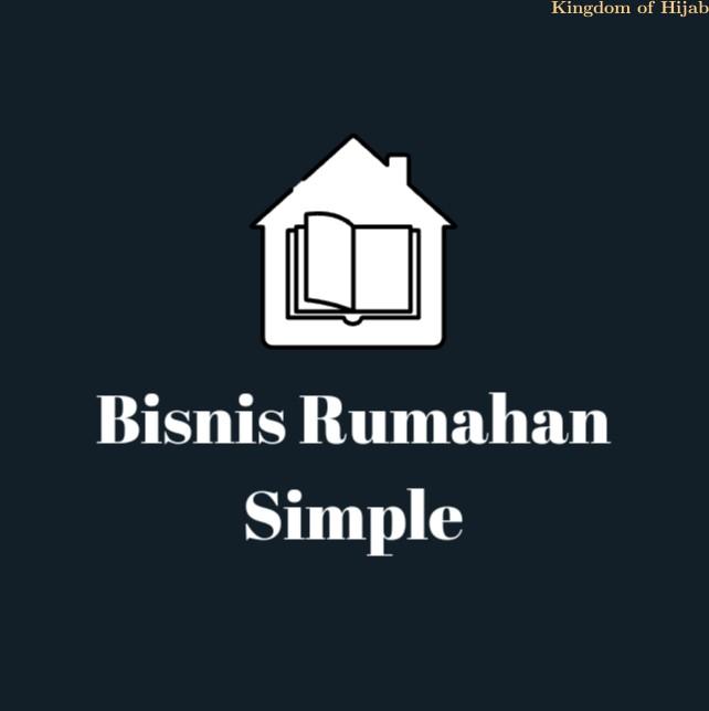 Bisnis Rumahan Simple