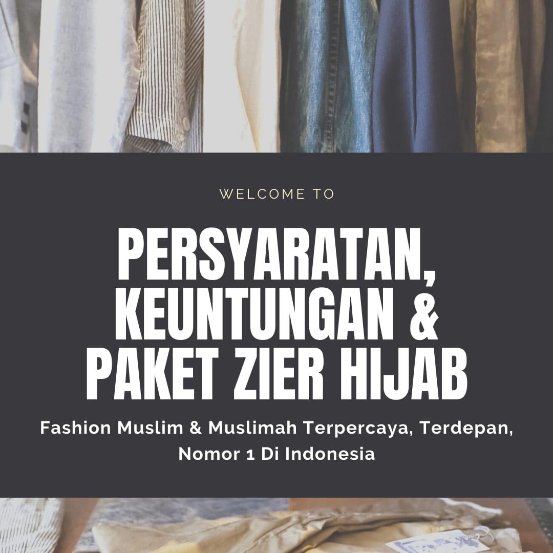 Dari Hobi Belanja Sampai Mempunyai Bisinis Hijab Sendiri