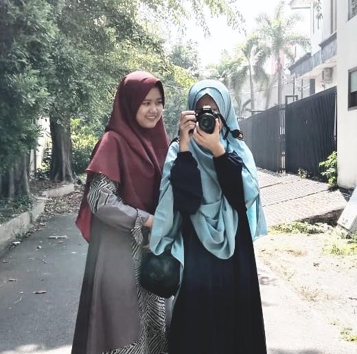 Kisah Sukses Aryanti di Bisnis Hijab