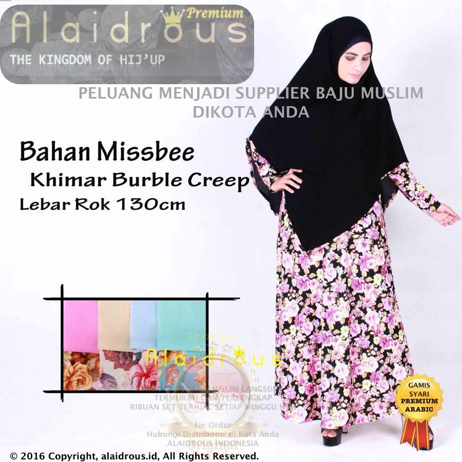 Grosir Baju Muslim Supplier Gamis Baju Syari Grosir Baju
