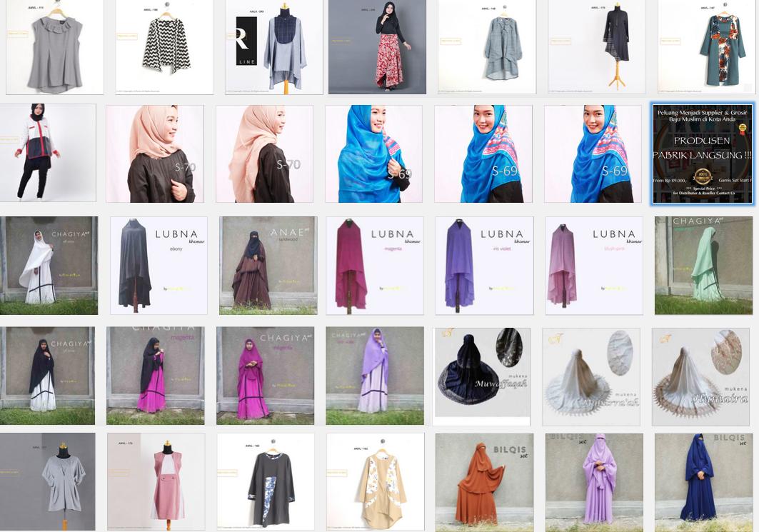 Permalink to Inilah Berbagai Macam Model Baju Muslim Terbaru dan Kekinian