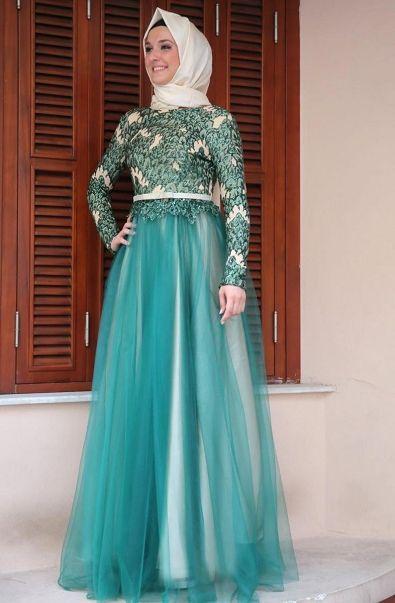 Membuat Baju Kebaya Muslim Modern