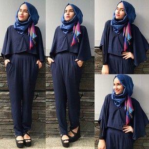 Memilih Baju Muslim Trendi