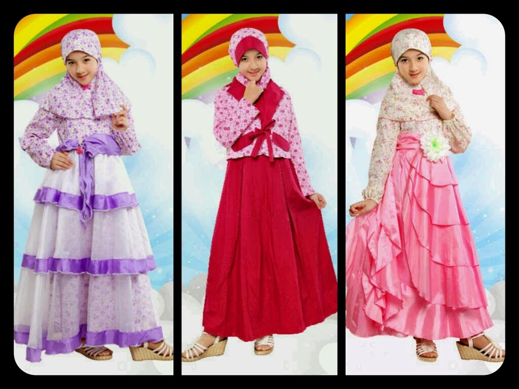 Permalink to Model Baju Muslim Anak